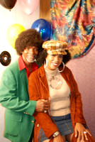 Tracys Groovin 70's Birthday Party